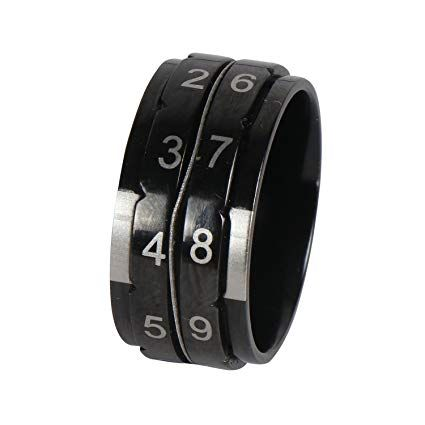 Knit Pro Ring Row Counter - size 20 (19.8mm)