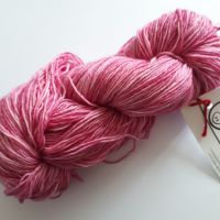 Oink Pigments Sock - Le Pink