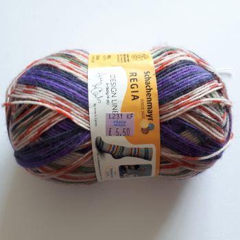 Regia Arne & Carlos sock yarn - 02459