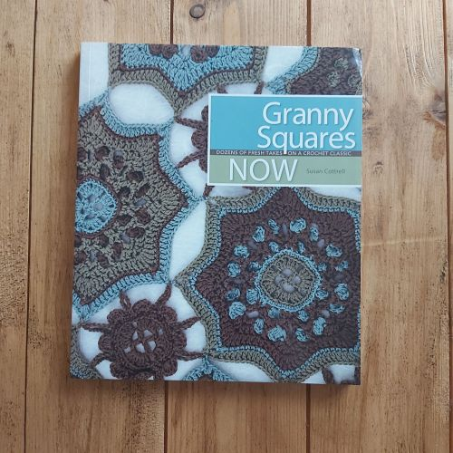 Granny Squares Now by Susan Cottrell