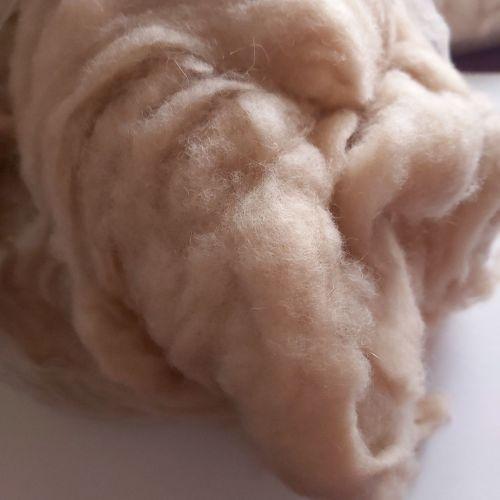 Cashmere or Baby Camel Fibre - 300g