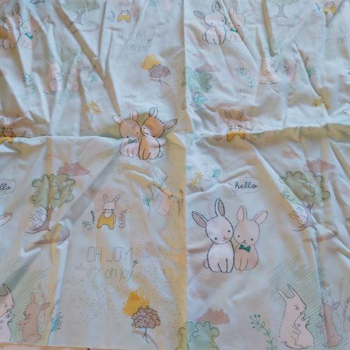 Oh Joy Bunny Fabric