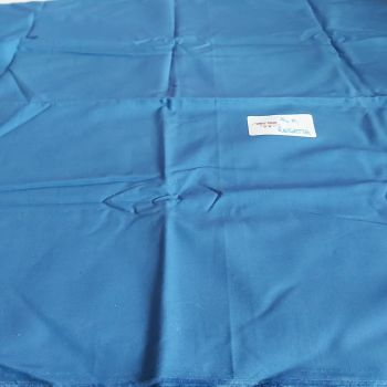Blue Simply Solids Cotton Fabric