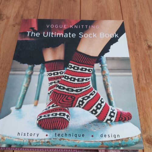 Vogue Kitting The Ultimate Sock Book
