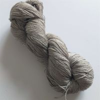 Undyed Yak/Silk/Merino - 4ply/sock/fingering weight