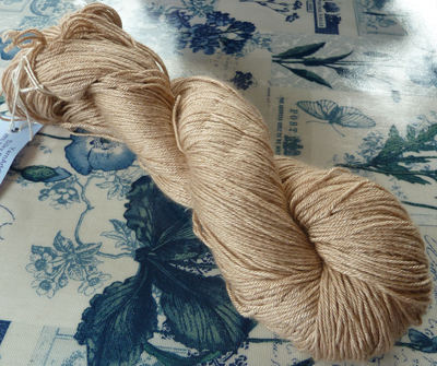 Silky Camel 4ply - Natural