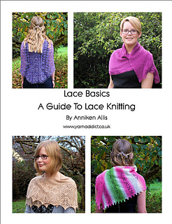 The Lace Basics Booklet