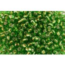 Debbie Abrahams Seed Beads - size 6/0 - 49 Green