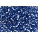 Debbie Abrahams Seed Beads - size 6/0 - 43 Denim