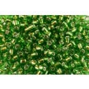 Debbie Abrahams Seed Beads - size 8/0 - 49 Green