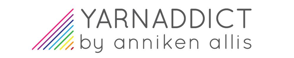 YarnAddict , site logo.