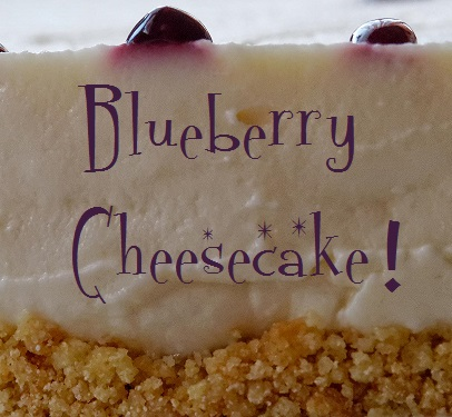 Blueberry Cheesecake NEW - Price from