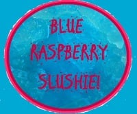 Blue Raspberry Slushie  - Price from