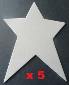 Primitive Stars x 5