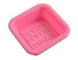 Silicone mould, 100% Hand made design
