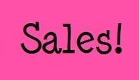 <!-0011->Sales & Bargains!
