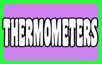 <!--004-->Thermometers