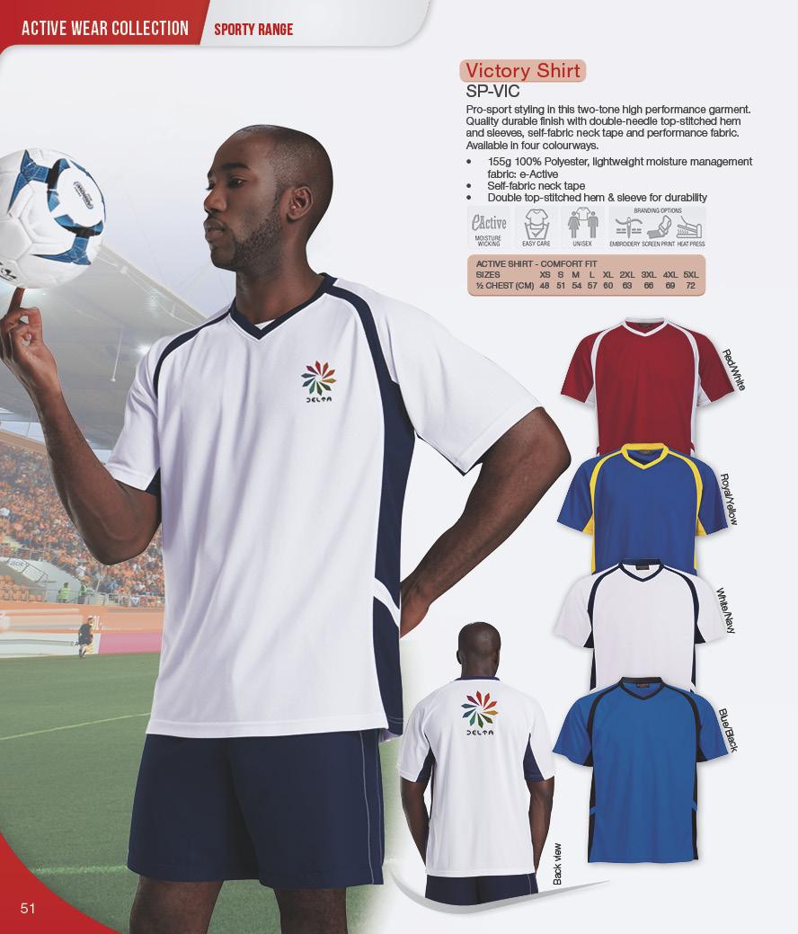 sp-vic victory sports shirt