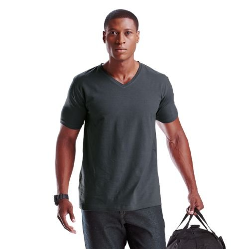 170SFV - Barron 170gsm Slim Fit V-Neck
