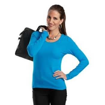 TSL220 - Barron 220gsm Ladies Long Sleeve