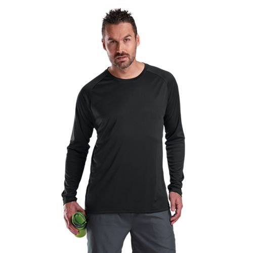 TSL135B - Barron 135gsm Polyester Long Sleeve