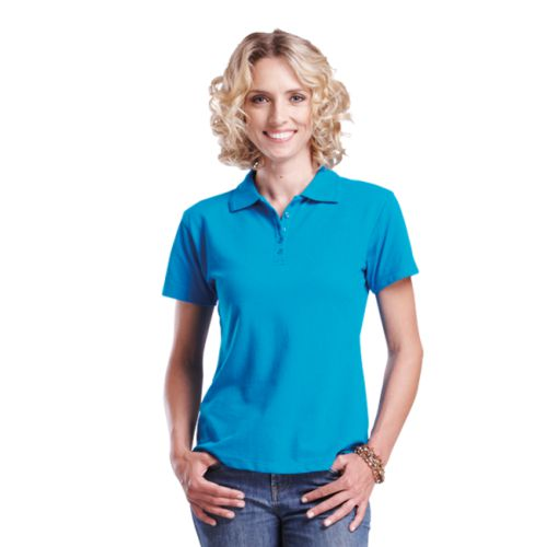 L-200 - Barron 200gsm PK Ladies Golf Shirt