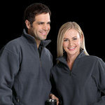 MENS AND LADIES ESSENTIAL FLEECE