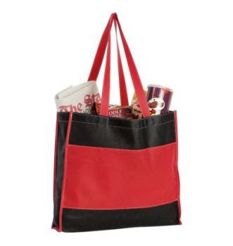 BB0148 - Two Tone Shopper