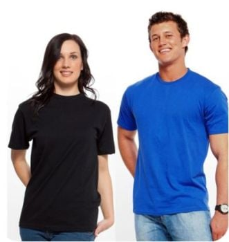 T101 - Vic Bay Lightweight T-shirt 140gsm