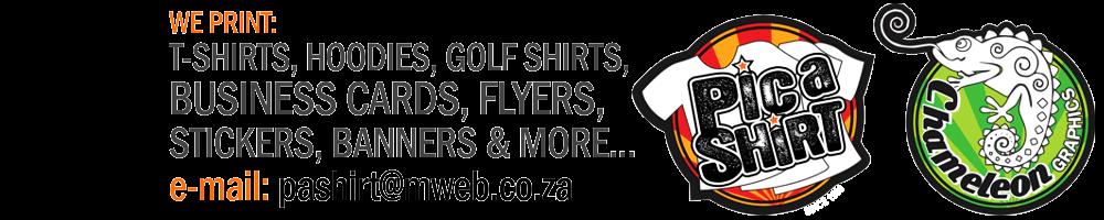 Pic a Shirt, site logo.