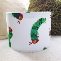 The very hungry caterpillar lampshade
