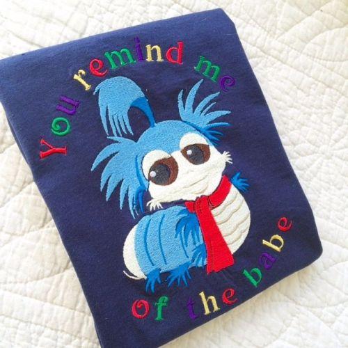 Labyrinth worm children's T shirt