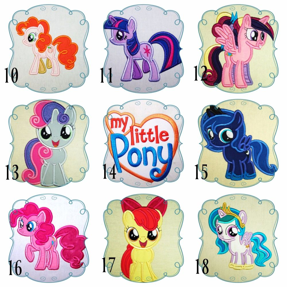 My Little Pony collage 2