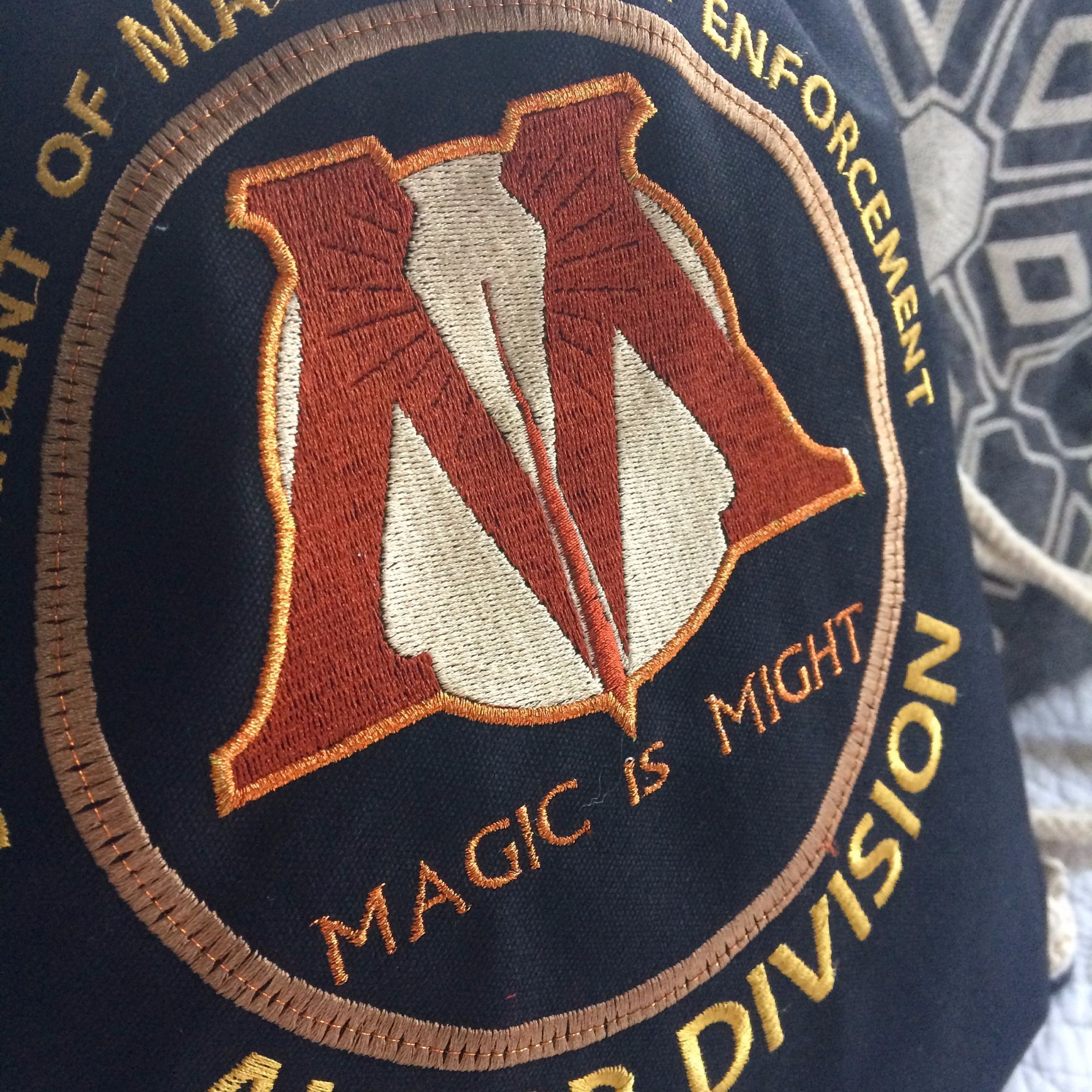Harry Potter Ministry of Magic bag