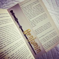 Harry Potter personalised Elder Wand bookmark by Jellibabies