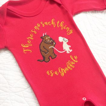 Personalised Gruffalo children's T shirt