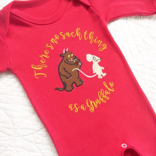 Personalised Gruffalo children's T shirt