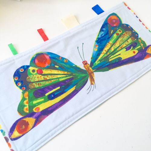 The very hungry caterpillar taggy blanket BARGAIN