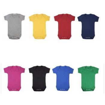 Onesie vest colours 2