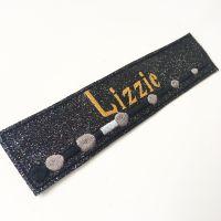 Magical wizard bookmark