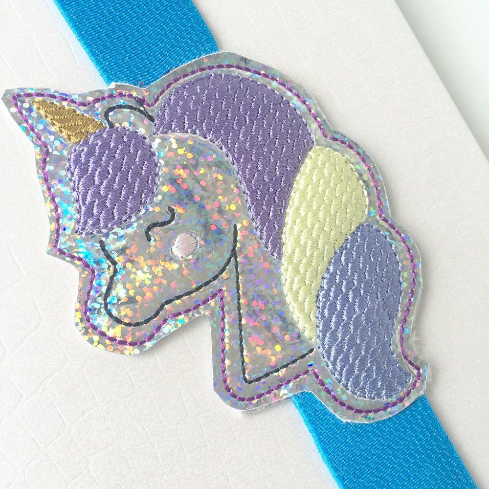 Magical Unicorn  bookmark
