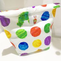 The very hungry caterpillar eco lunch bag