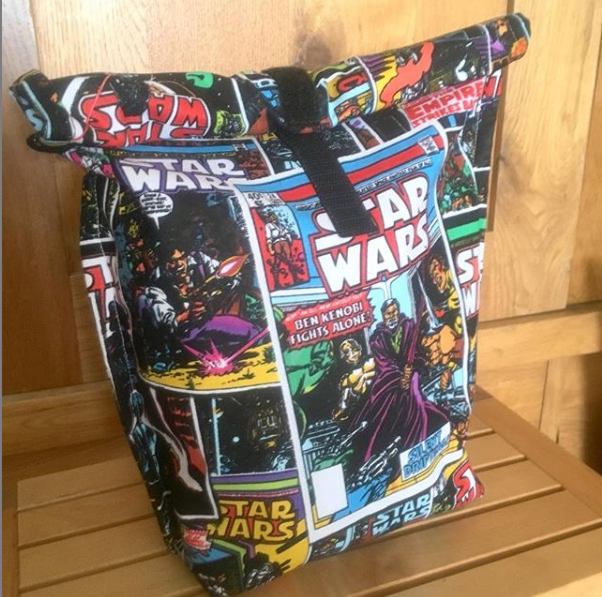 Star Wars eco lunch bag