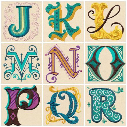 Alphabet Collage 2