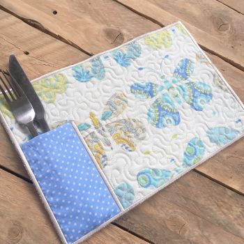 Eco friendly children's placemats