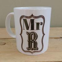 Mr Personalised mug by Jellibabies.co.uk