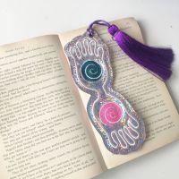 Magical witch Luna Lovegood Bookmark