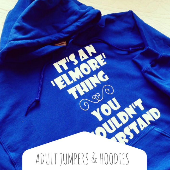 Adult Hoodies & Sweatshirts