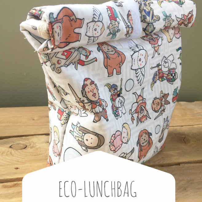Fabric Lunch bags