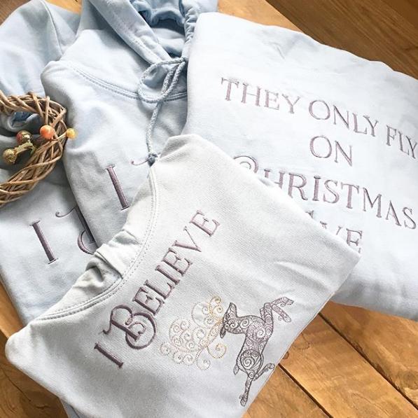 Custom Christmas hoodie Order for Odell